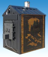 Klear Sky 400 EPA Qualified Outdoor Wood Furnace